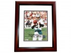 Cliff Branch Signed - Autographed Oakland / Los Angeles Raiders 8x10 inch Photo MAHOGANY CUSTOM FRAME - Guaranteed to pass PSA or JSA with SUPER BOWL inscription