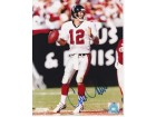 Chris Chandler Signed - Autographed Atlanta Falcons 8x10 inch Photo - Guaranteed to pass PSA or JSA - NFC Champions