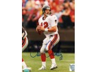 Chris Chandler Signed - Autographed Atlanta Falcons 8x10 Photo - NFC Champions
