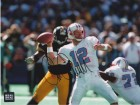 Chris Chandler Signed - Autographed Houston Oilers 8x10 Photo