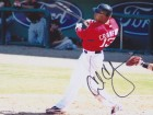 Carl Crawford Signed - Autographed Boston Red Sox 8x10 inch Photo - Guaranteed to pass PSA or JSA
