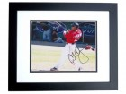 Carl Crawford Signed - Autographed Boston Red Sox 8x10 inch Photo BLACK CUSTOM FRAME - Guaranteed to pass PSA or JSA