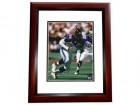 Chris Doleman Signed - Autographed Atlanta Falcons 8x10 Pro Bowl Photo MAHOGANY CUSTOM FRAME - Guaranteed to pass PSA or JSA