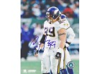 Chris Hovan Signed - Autographed Minnesota Vikings 8x10 inch Photo - Guaranteed to pass PSA or JSA
