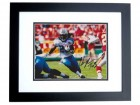 Chris Johnson Signed - Autographed Tennessee Titans 8x10 Photo BLACK CUSTOM FRAME