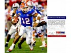 Chris Leak Signed - Autographed Florida Gators UF 16x20 inch Photo - 2006 Championship Game MVP - PSA/DNA Certificate of Authenticity (COA)