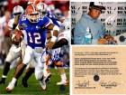 Chris Leak Signed - Autographed Florida Gators UF 8x10 inch 2006 Championship Photo - #12/125 Chris's Jersey Number Real Deal Limited Edition - Guaranteed to pass PSA or JSA