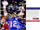 Chris Leak Signed - Autographed Florida Gators UF 8x10 inch 2006 Championship Photo - 2006 BCS MVP and National Champs - PSA/DNA Certificate of Authenticity (COA)