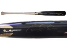 Carlos Correa Autographed Houston Astros Official Game Model Baseball Bat JSA