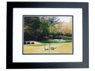 Corey Pavin Signed - Autographed Golf 8x10 inch Photo BLACK CUSTOM FRAME - Guaranteed to pass PSA or JSA