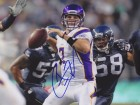 Christian Ponder Signed - Autographed Minnesota Vikings 8x10 inch Photo - Guaranteed to pass PSA or JSA