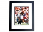 Chris Simms Signed - Autographed Tampa Bay Bucs 8x10 inch Photo BLACK CUSTOM FRAME - Guaranteed to pass PSA or JSA