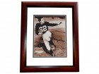 Charley Trippi Signed - Autographed Chicago Cardinals 8x10 inch Photo MAHOGANY CUSTOM FRAME - Guaranteed to pass PSA or JSA - Hall of Fame