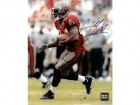 "Carnell ""Cadillac"" Williams Signed - Autographed Tampa Bay Bucs 8x10 ""Red Jersey"" Photo"