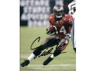 "Carnell ""Cadillac"" Williams Signed - Autographed Tampa Bay Bucs 8x10 Photo"