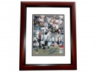 Carnell CADILLAC Williams Signed - Autographed Tampa Bay Bucs 8x10 inch Photo MAHOGANY CUSTOM FRAME - Guaranteed to pass PSA or JSA