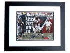 Carnell CADILLAC Williams Signed - Autographed Tampa Bay Bucs 8x10 inch Photo BLACK CUSTOM FRAME - Guaranteed to pass PSA or JSA