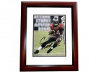 "Carnell ""Cadillac"" Williams Signed - Autographed Tampa Bay Bucs 8x10 inch Photo MAHOGANY CUSTOM FRAME - Guaranteed to pass PSA or JSA"