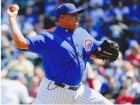Carlos Zambrano Signed - Autographed Chicago Cubs 8x10 inch Photo - Guaranteed to pass PSA or JSA