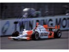 Helio Castroneves Signed 8x12 Photo (Can be cut down to make an 8x10)