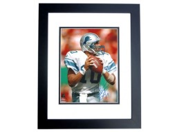 Charlie Batch Signed - Autographed Detroit Lions 8x10 inch Photo BLACK CUSTOM FRAME - Guaranteed to pass PSA or JSA