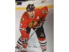 Chris Chelios (Chicago Blackhawks) Signed 11x14 Photo