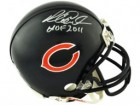 Chicago Bears Autographed Helmets