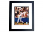 Chipper Jones Signed - Autographed Atlanta Braves 8x10 inch Photo BLACK CUSTOM FRAME - Guaranteed to pass PSA or JSA