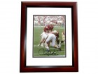 Chris Weinke Signed - Autographed Florida State Seminoles FSU 8x10 inch Photo MAHOGANY CUSTOM FRAME - Guaranteed to pass PSA or JSA - 2000 Heisman Trophy Winner