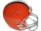 Cleveland Browns Autographed Helmets