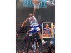 Derrick Coleman Signed Beckett Basketball Monthly Magazine (Dated: 12/1991)