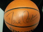 Dave Cowens Signed Spalding Indoor / Outdoor Basketball