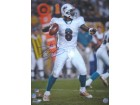 Daunte Culpepper Signed - Autographed Miami Dolphins 16x20 Action Photo (white jersey) - Guaranteed to pass PSA or JSA