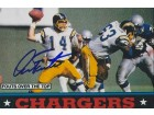 Dan Fouts Signed - Autographed San Diego Chargers 4x6 Photo - Guaranteed to pass PSA or JSA