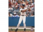 David Justice - Dave Justice Signed - Autographed Atlanta Braves 8x10 inch Photo - Guaranteed to pass PSA or JSA