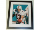 Dan Marino RARE Miami Dolphins 11x14 ORIGINAL Photo CUSTOM FRAME - Guaranteed to pass PSA or JSA