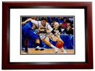 Doug McDermott Signed - Autographed Creighton Bluejays 8x10 inch Photo MAHOGANY CUSTOM FRAME - Guaranteed to pass PSA or JSA - Player of the Year