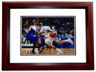 Doug McDermott Signed - Autographed Creighton Bluejays 8x10 inch Photo MAHOGANY CUSTOM FRAME - Guaranteed to pass PSA or JSA - Chicago Bulls