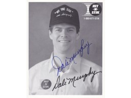 Dale Murphy Signed - Autographed Atlanta Braves 8x10 inch Photo - Guaranteed to pass PSA or JSA