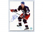 Shane Doan Winnipeg Jets Signed 8X10 Photo Rookie Photo