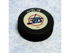 Shane Doan Winnipeg Jets Signed Vintage Hockey Puck