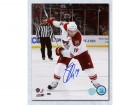 Shane Doan Phoenix Coyotes Signed 8X10 Photo Captain Photo