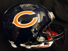 Brian Urlacher Autographed Chicago Bears Full Size Authentic Proline Helmet PSA/DNA ITP Stock #45461