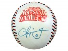 Chipper Jones Autographed 2000 All Star Baseball PSA/DNA #V55211