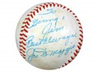 "Joe DiMaggio Autographed AL Baseball New York Yankees ""To Ginny & Jim, Best Always"" PSA/DNA #V01330"