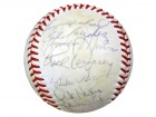 1973 New York Yankees Team Signed Autographed AL Baseball With 30 Signatures Including Thurman Munson, Lyle & Murcer PSA/DNA #T11765