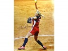 "Jennie Finch Autographed 16x20 Photo Team USA ""'04 Gold"" PSA/DNA Stock #77844"