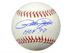"Pete Rose Autographed Official MLB Baseball Cincinnati Reds ""HOF ??"" PSA/DNA Stock #59082"