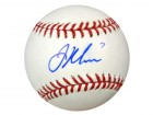 Joe Mauer Autographed MLB Baseball Minnesota Twins PSA/DNA #U58677