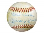 "Mickey Mantle Autographed Wilson Baseball New York Yankees ""Best Wishes"" PSA/DNA #S06865"